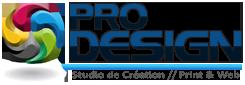 logo prodesign - agence de communication et publicité en Tunisie